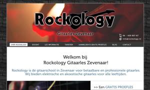Website project Gitaarschool